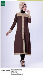 Gamis Garsel Fashion FHN 0016