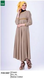 Gamis Garsel Fashion FHN 0067