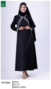 Gamis Garsel Fashion FIT 0025