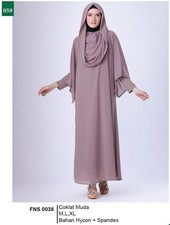 Gamis FNS 0038