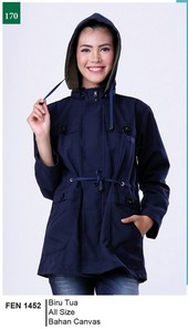 Jaket Wanita FEN 1452