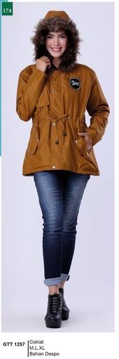 Jaket Wanita GTT 1257