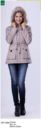 Jaket Wanita GTT 1259