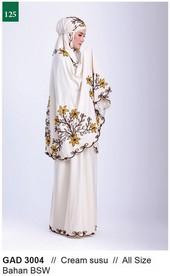 Mukenah Garsel Fashion GAD 3004