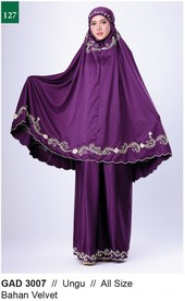 Mukenah Garsel Fashion GAD 3007