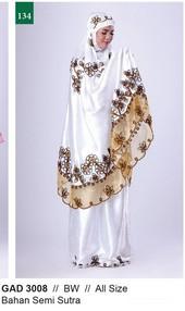 Mukenah Garsel Fashion GAD 3008