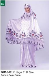Mukenah Garsel Fashion GMB 3011