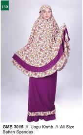 Mukenah Garsel Fashion GMB 3015