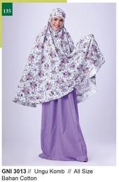 Mukenah Garsel Fashion GNI 3013
