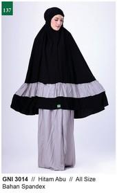 Mukenah Garsel Fashion GNI 3014