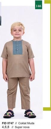 Pakaian Anak Laki Garsel Fashion FID 0747