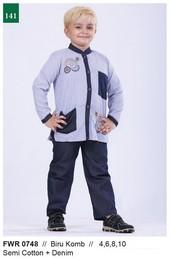 Pakaian Anak Laki Garsel Fashion FWR 0748