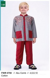 Pakaian Anak Laki Garsel Fashion FWR 0750