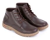 sepatu boot kulit E 155