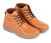 sepatu kulit asli E 161