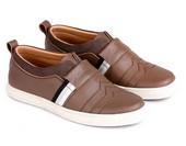 sepatu kulit casual E 099