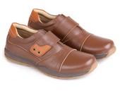 sepatu kulit casual E 106
