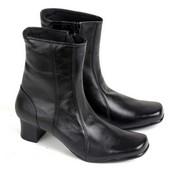 sepatu kulit wanita E 553