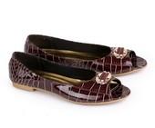 sepatu wanita flat E 494