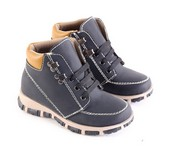Sepatu Anak Laki Garsel Shoes L 227