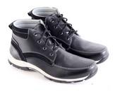 Sepatu Boots Pria Garsel Shoes L 146