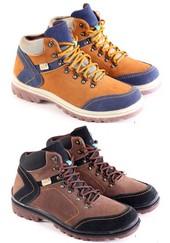 Sepatu Boots Pria Garsel Shoes L 147