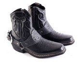 Sepatu Boots Pria Garsel Shoes L 148