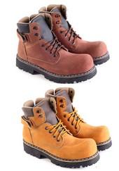 Sepatu Boots Pria Garsel Shoes L 152