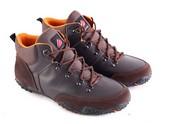 Sepatu Boots Pria Garsel Shoes L 153