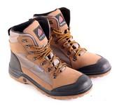 Sepatu Boots Pria Garsel Shoes L 154