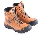Sepatu Boots Pria Garsel Shoes L 156