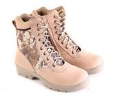 Sepatu Boots Pria Garsel Shoes L 159