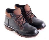 Sepatu Safety Pria Garsel Shoes L 163