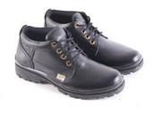 Sepatu Safety Pria Garsel Shoes L 164