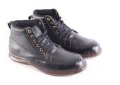 Sepatu Safety Pria Garsel Shoes L 167