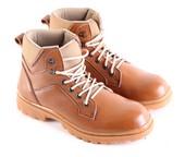 Sepatu Safety Pria Garsel Shoes L 169