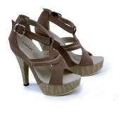 High Heels Garsel Shoes GRD 4006