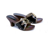 Sandal Wanita Garsel Shoes GAY 8253