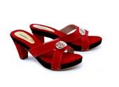 Sandal Wanita Garsel Shoes GSK 8284