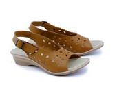Sandal Wanita Garsel Shoes GSL 8009