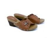 Sandal Wanita Garsel Shoes GSL 8286