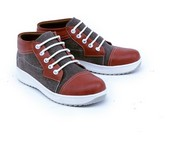 Sepatu Anak Laki Garsel Shoes GMU 9527
