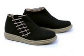 Sepatu Boots Wanita Garsel Shoes GMN 2754
