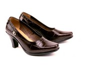 Sepatu Formal Wanita Garsel Shoes GEM 5005