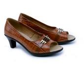 Sepatu Formal Wanita Garsel Shoes GEM 5006