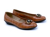 Sepatu Formal Wanita Garsel Shoes GEM 5008