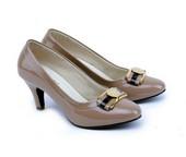 Sepatu Formal Wanita Garsel Shoes GGN 5014