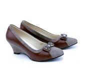 Sepatu Formal Wanita Garsel Shoes GGN 5018