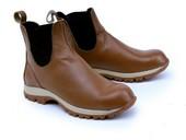 Sepatu Safety Pria Garsel Shoes GRN 2501