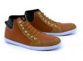 Sepatu Sneakers Pria Garsel Shoes GDF 1013